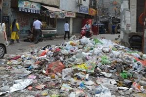 Delhi east corp to invoke ESMA, as striking cleanliness workers refuse...