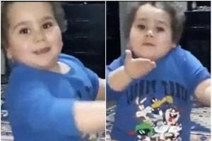 This Turkish boy's dance moves have got social media glued, including...