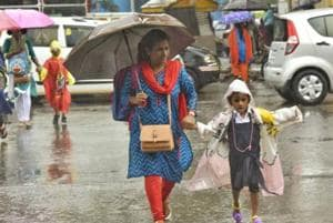 Heavy to very heavy rain in Mumbai, Thane and Palghar till Friday,...