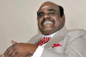 Justice Karnan to pen memoirs in jail