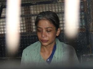 Indrani Mukerjea alleges jail staff beat her up for protesting against...