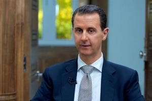 Syrian President Assad may be readying 'potential' chemical attack: US