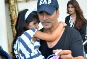 Akshay Kumar's dance with daughter Nitara is the cutest video you will...
