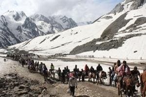 Militants planning to target Amarnath yatra which begins tomorrow:...