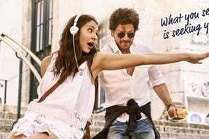 Shah Rukh Khan thanks fans on clocking 25 years in Bollywood