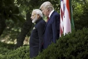 Modi-Trump meeting, Sikkim showdown: Top stories this morning