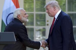 Donald Trump sees Narendra Modi as a kindred political figure...