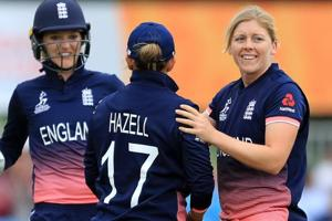 Live cricket score, ICC Women's World Cup 2017, England vs Pakistan...