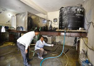 HT IMPACT: More than six illegal borewells in Gurgaon sealed by CM...