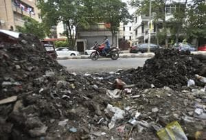 Huge manpower of cleaning staff but Delhi still stinks, says Delhi...
