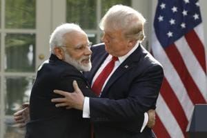 #ModiTrumpMeet: How Twitter reacted to PM Modi's bear hug