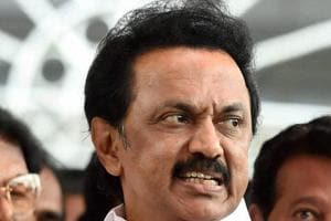 Stalin seeks high court's direction for fresh floor test in Tamil Nadu...