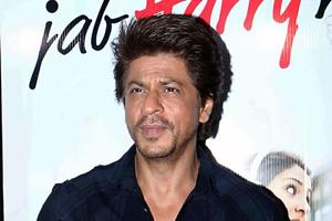 You will never get a good story, unless I am writing it: Shah Rukh...