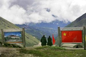 China blames India for Sikkim trouble, accuses Indian border guards of...