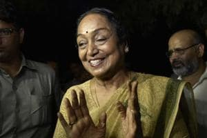 Opposition's presidential nominee Meira Kumar joins Twitter