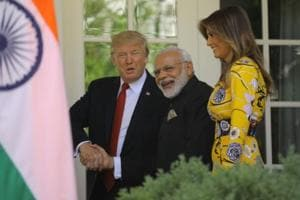 Narendra Modi meets Trump, says US President welcomed him with...