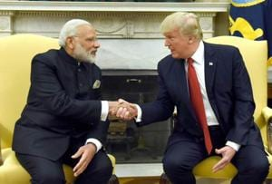Modi's gifts for the Trumps: Kashmiri shawls, silver bracelet, wooden...
