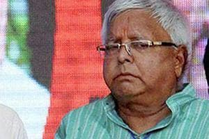 Lalu family acquired benami property worth Rs 76.32 lakh, alleges...