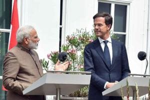 India and Netherlands on same page on global issues, says PM Modi in...