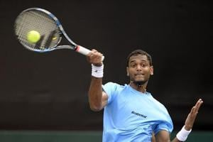 Ramkumar Ramanathan stuns world no. 8 Dominic Thiem at Antalya Open