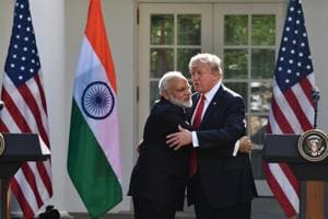 At White House meeting, Narendra Modi and Donald Trump vow to crack...