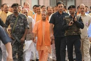 The Yogi government appears to be looking for directions to take the state further on the path of development.