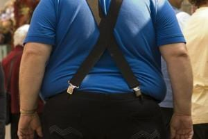 Moderate exercise can help older obese people be mobile, carry out...