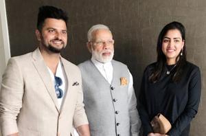 Suresh Raina meets Prime Minister Narendra Modi, hails his 'golden...