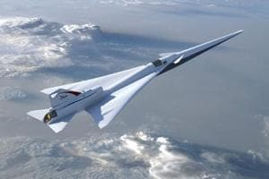 X-plane: NASA's quieter supersonic jet closer to reality