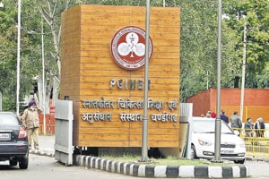 Two super-specialty centres to come up at Chandigarh's PGI