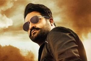Blow for NTR's Jai Lava Kusa as working stills from the film leak