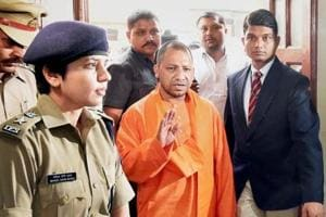 'False claims' mark Yogi's 100 days in office: Congress