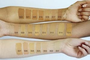 Can't find make-up that matches your skin tone? Blame the limited...