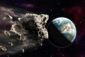 Asteroid could hit Earth sooner or later but there's little we can do...