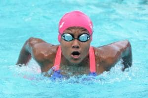 National Aquatic Championship: Utkarsh Ghor, Sanjiti Saha set national...