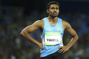 Indian 400m runner Mohammad Anas injury doubt for July Asian meet