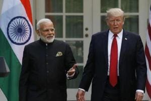 Credit war in Punjab's Hoshiarpur over Modi's gift to Trump: Who made...