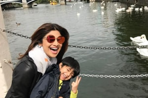 Shilpa Shetty Kundra: My son Viaan asks me why his friends call me...