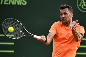 Paolo Maldini set to end pro-tennis career after poor debut