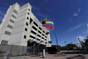 Venezuela President Maduro says helicopter dropped grenade on Supreme...