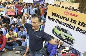 GM's India exit will make 15,000 people jobless, Rs 1000 crore loss:...