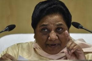 Yogi government failed on law and order front: Mayawati