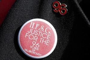 Six people charged with manslaughter over 1989 Hillsborough stadium...