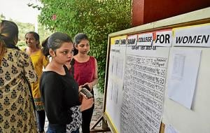 Delhi University: Admissions to first list closed, all eyes now on...