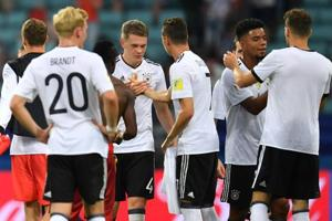 Confederations Cup: Mexico wary of Germany's young guns in semis