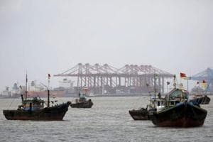 Cyber attack: Traffic congestions in India's largest container port...