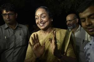 Presidential poll: Sonia, Yechury, Pawar to accompany Meira Kumar as...