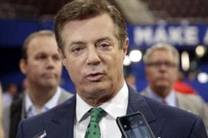 Former Trump campaign manager Paul Manafort registers as foreign agent