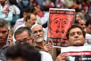 Photos| #NotInMyName campaign: Protest across India