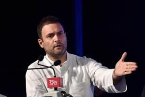 Congress leader who referred to Rahul as 'pappu' in Whatsapp text...